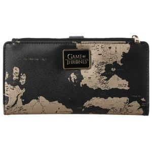 Game of Thrones Map of Westeros Wallet